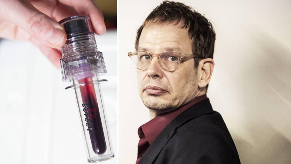 dopningsjournalisten Hajo Seppelt