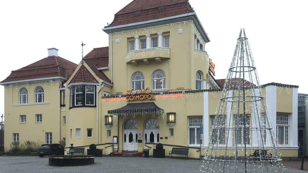 Casino Cosmopol i Malmö.