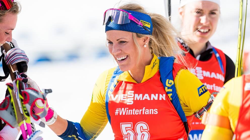 Ingela Andersson.