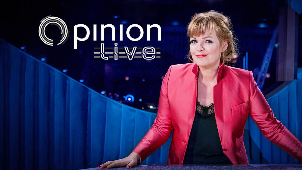 Belinda Olsson i Opinion live