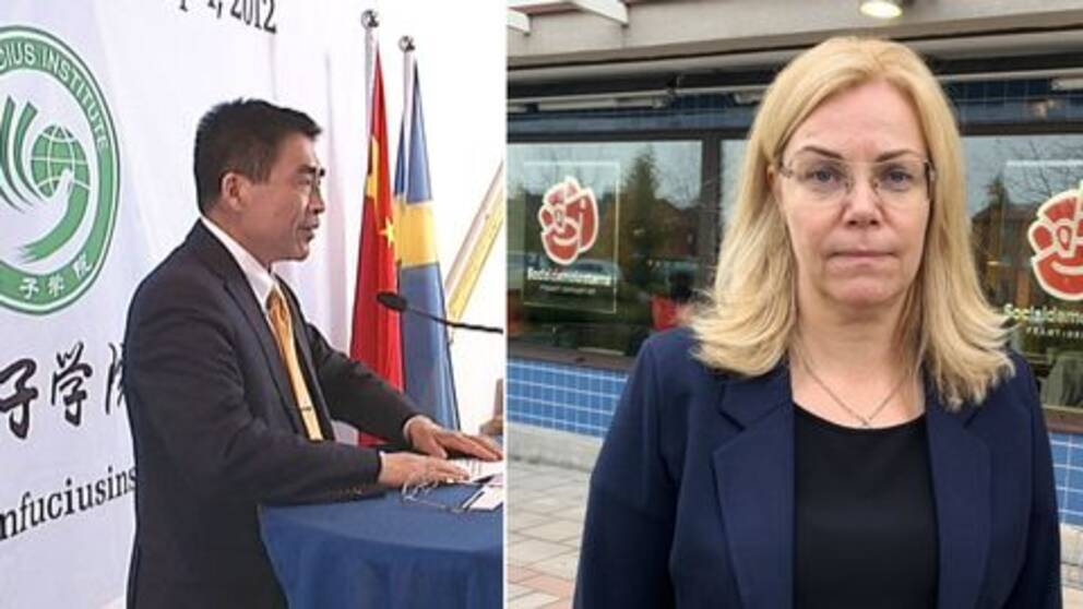 Luleå kommun säger upp avtal med kritiserat Kina-institut