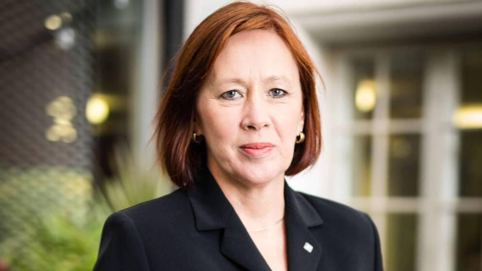 Finlands ägarstyrningsminister Sirpa Paatero, ansvarig för den finländska posten, avgår.