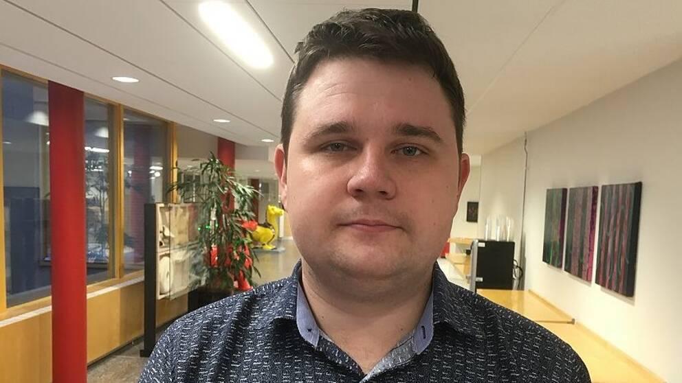 Niklas Säwén (S)