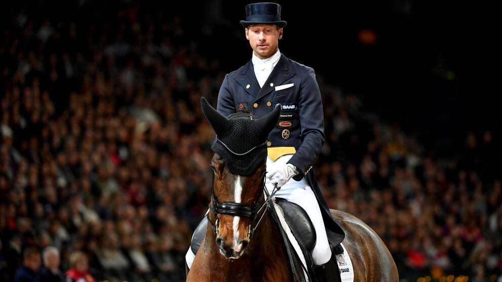 Patrik Kittel och hästen Well Done de La Roche slog svensk rekord på hemmaplan