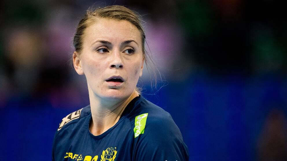 Isabelle Gulldén vill gärna få mer speltid i handbolls-VM.