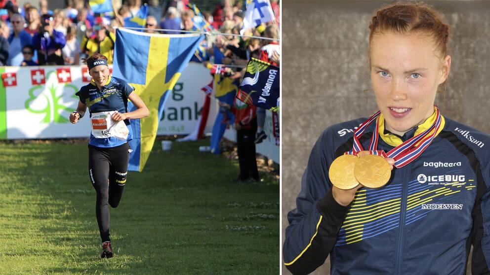 Tove Alexandersson vann VM-guldet i långdistans med över sex minuter – kanske ett av de främsta loppet som någonsin löpts, enligt SVT:s Jacob Hård.