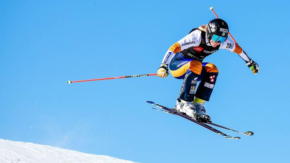 Sandra Näslund, skicross
