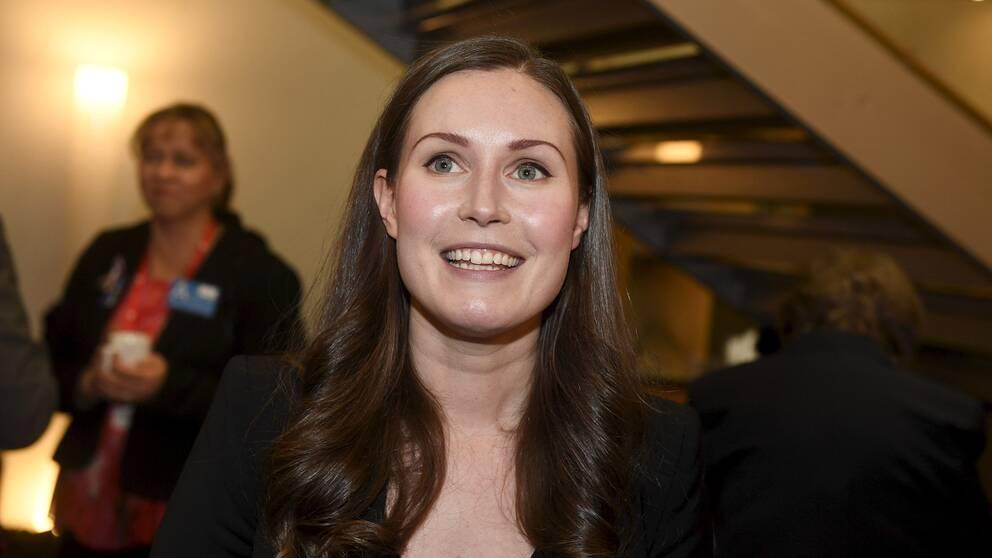 Sanna Marin, Finlands nästa statsminister