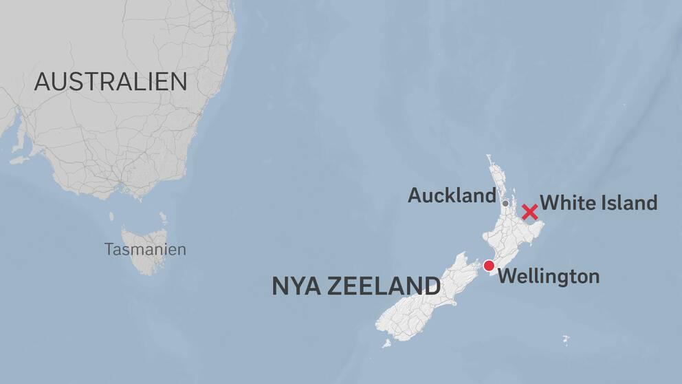 Karta White Island