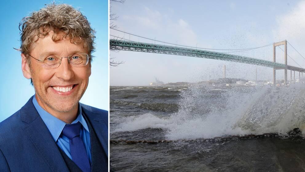 Per-Erik Åberg, meteorolog SVT