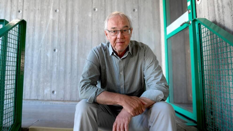 Yttrandefrihetsexperten Nils Funcke vill se en omprövning av domen mot Cissi Wallin.