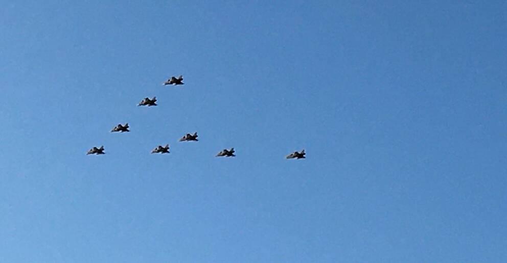 Julgransflygning