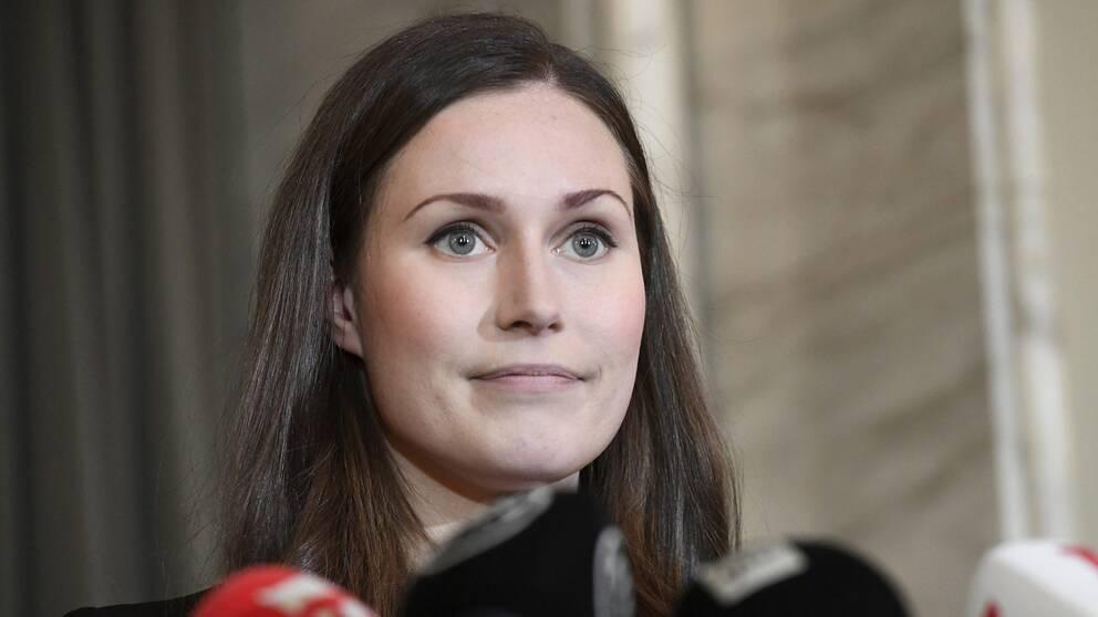 Sanna Marin, 34, är nu godkänd som Finlands nya statsminister.