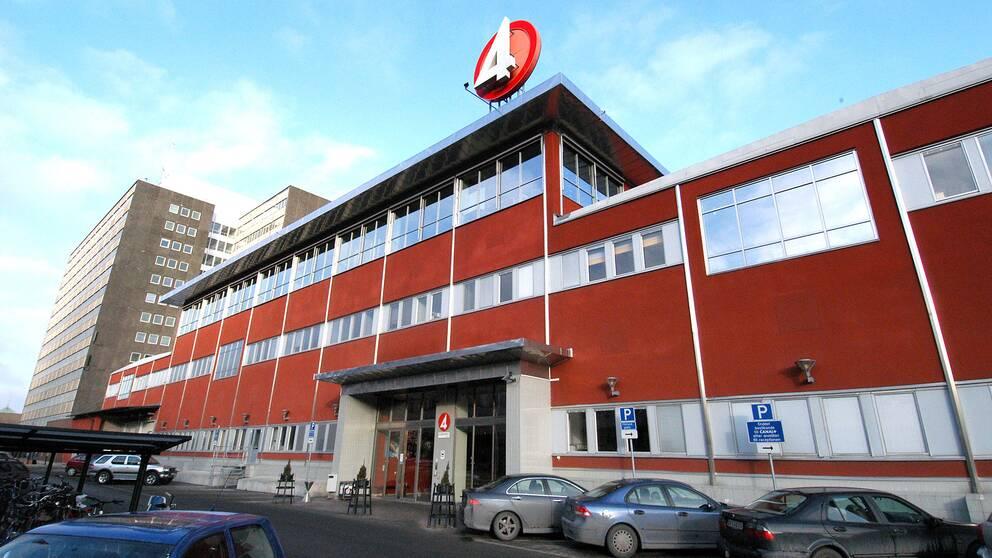 TV4-huset i Stockholm