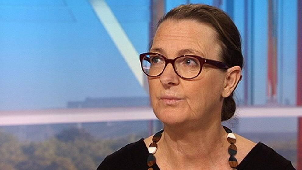 Ann Allan, författare och bloggare