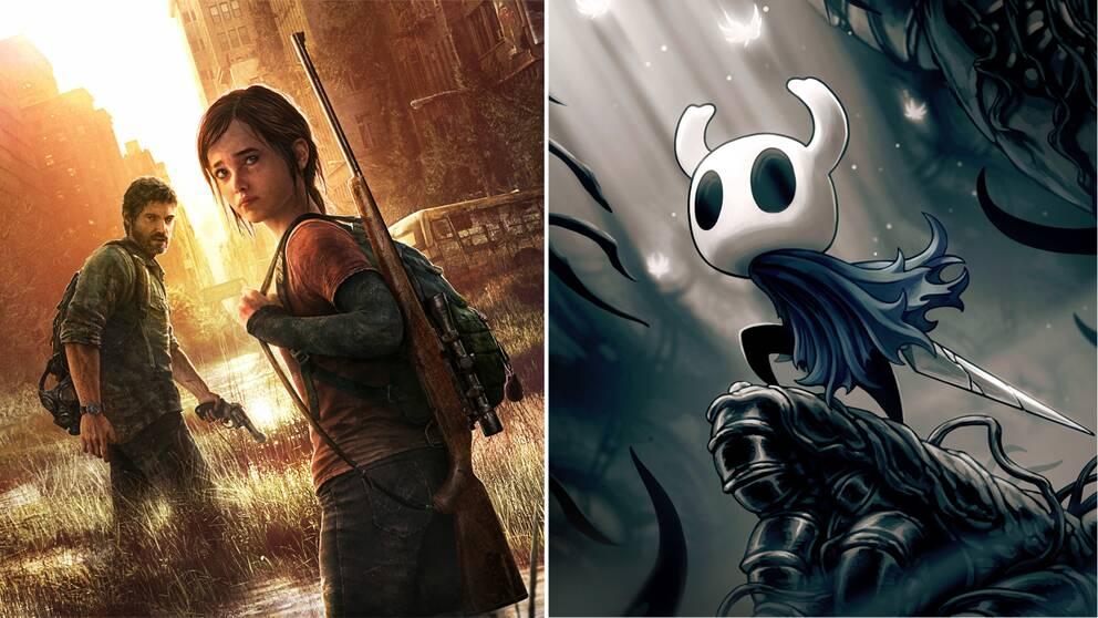 The Last of Us och Hollow Knight är två av de absolut bästa tv-spelen från 2010-talet.