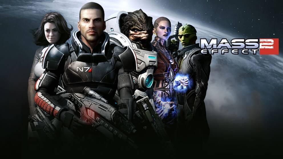 Commander Shepard försöker stoppa universums cykliska död och pånyttfödelse i scifi-serien Mass Effect.