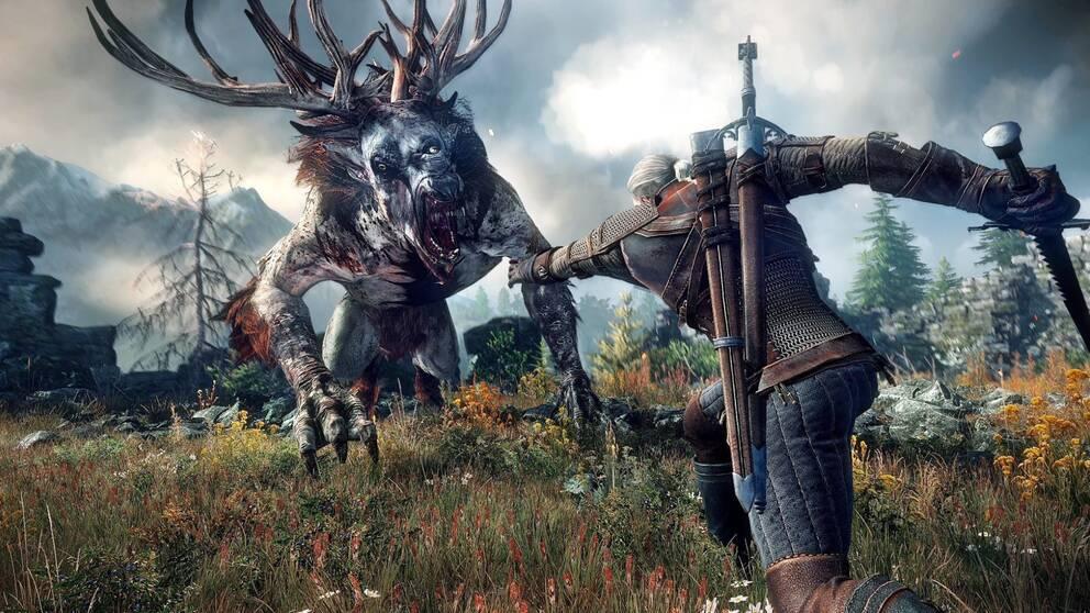 Polsk folktro, bländande landsbygdsmiljöer och ond, bråd död i The Witcher 3.