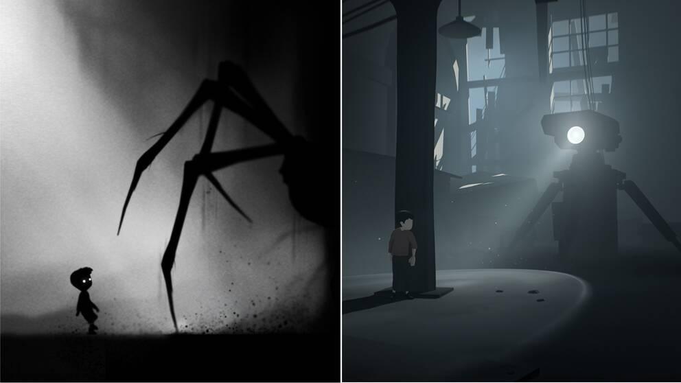 Limbo och Inside är två av de bästa indieupplevelserna som gjorts på senare år.