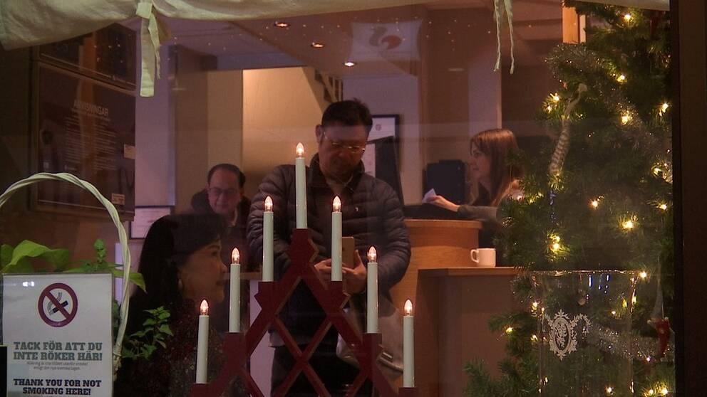 Hotell i Karlstad som tidigare varit stängda under julen nu kan ha öppet och det med god beläggning.