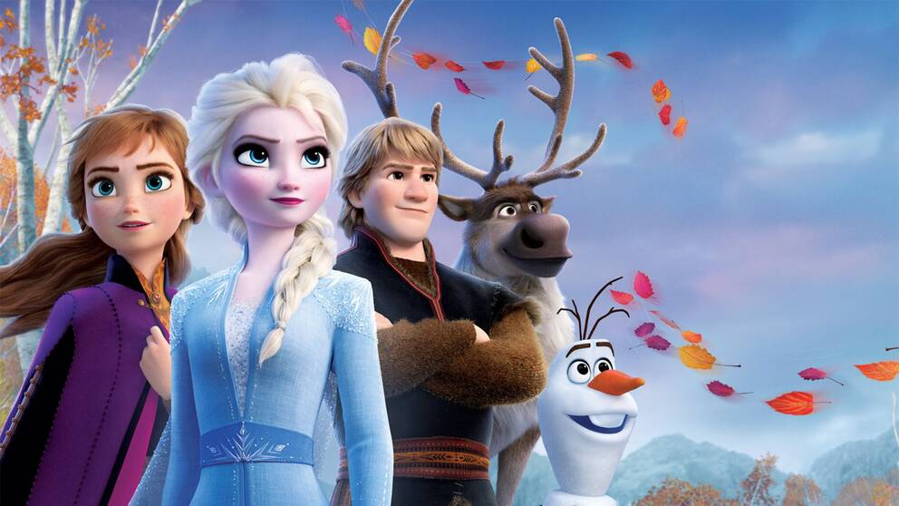 Prinsessäventyret Frosts andra del gjorde publiksuccé under julhelgerna.