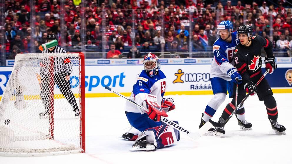 Kanada tog sig enkelt vidare till semifinal.