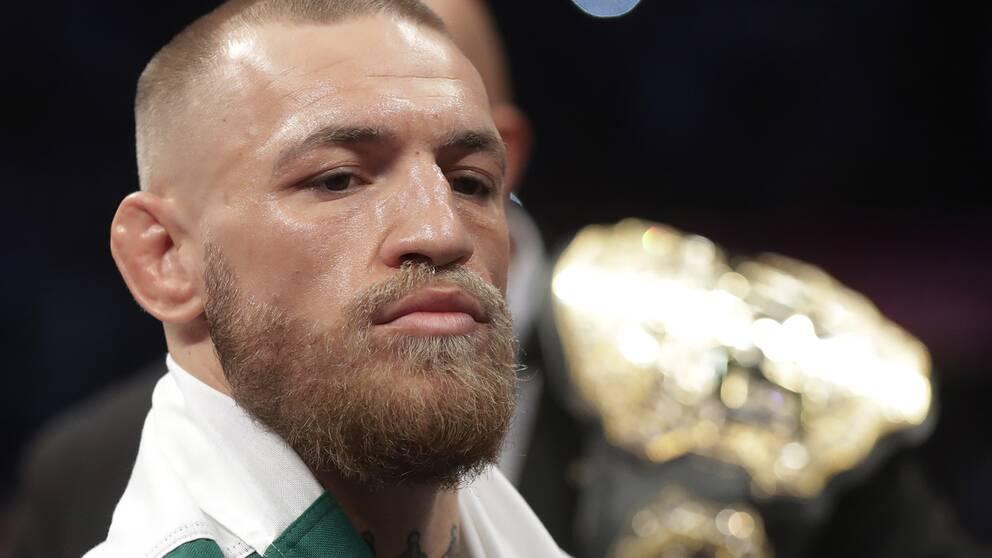 MMA-världens största stjärna, irländaren Conor McGregor, gör comeback i UFC den 18 januari.
