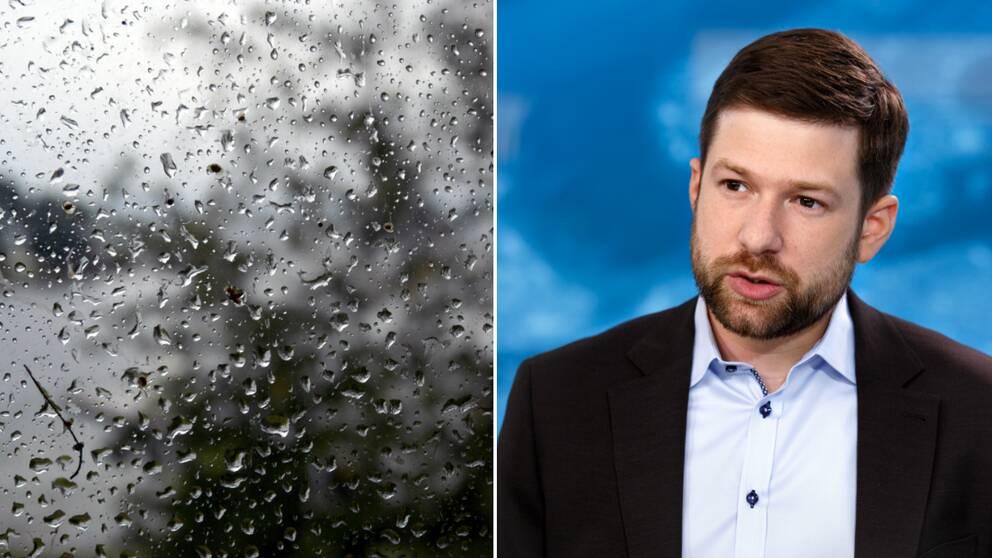 Regn, meteorolog