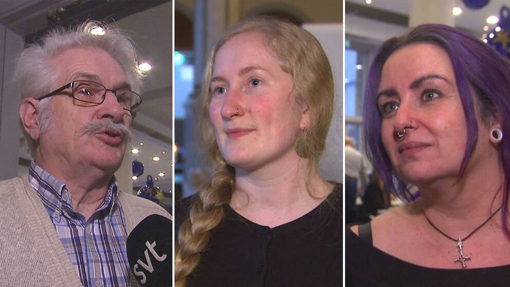 Thor Millvik, Camilla Eliasson, Camilla Hülphers är tre av tingsrättens nya nämndemän