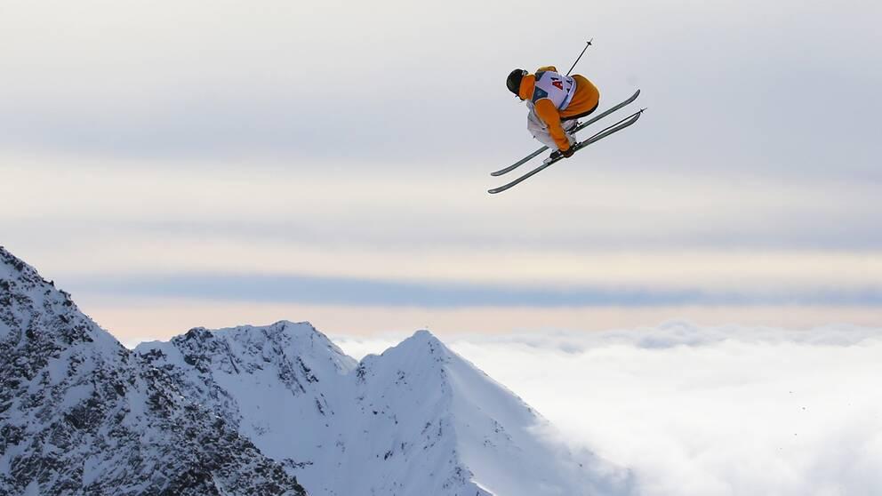 Henrik Harlaut, slopestyle