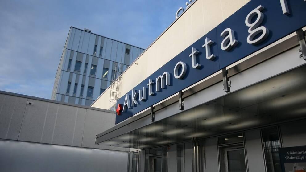 Södertälje sjukhus