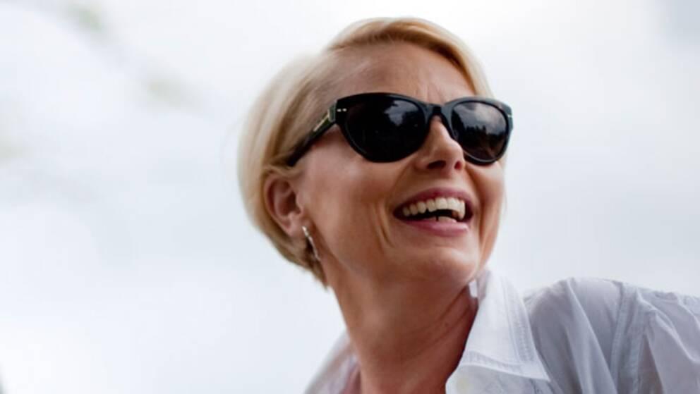 Helena Bergström är en av de kvinnliga regissörer spm fick produktionsstöd i juni. Bland höstens svenska premiärer är det dock ont om kvinnor.