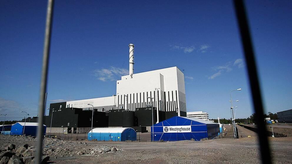 Kärnkraftverket i Oskarshamn, OKG