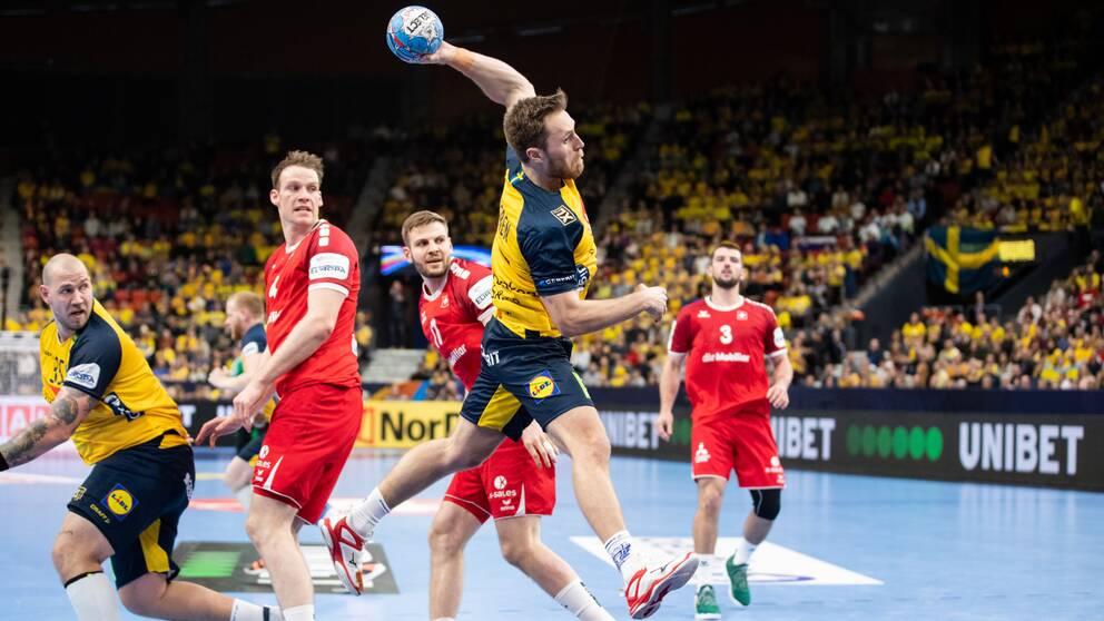 Albin Lagergren missar kvällens match.