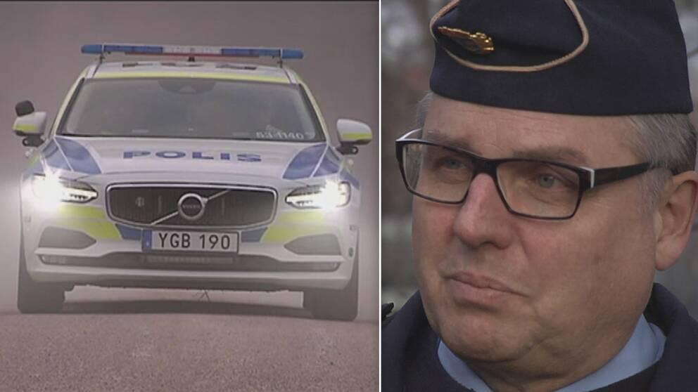 Polisen i väst kommer nå över 5000 medarbetare 2020