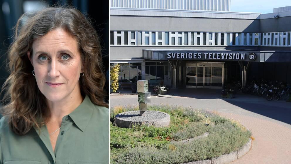 SVT har vid flera tillfällen utsatts för olika former av IT-attacker. Det gick SVT:s vd Hanna Stjärne ut med under måndagskvällen.