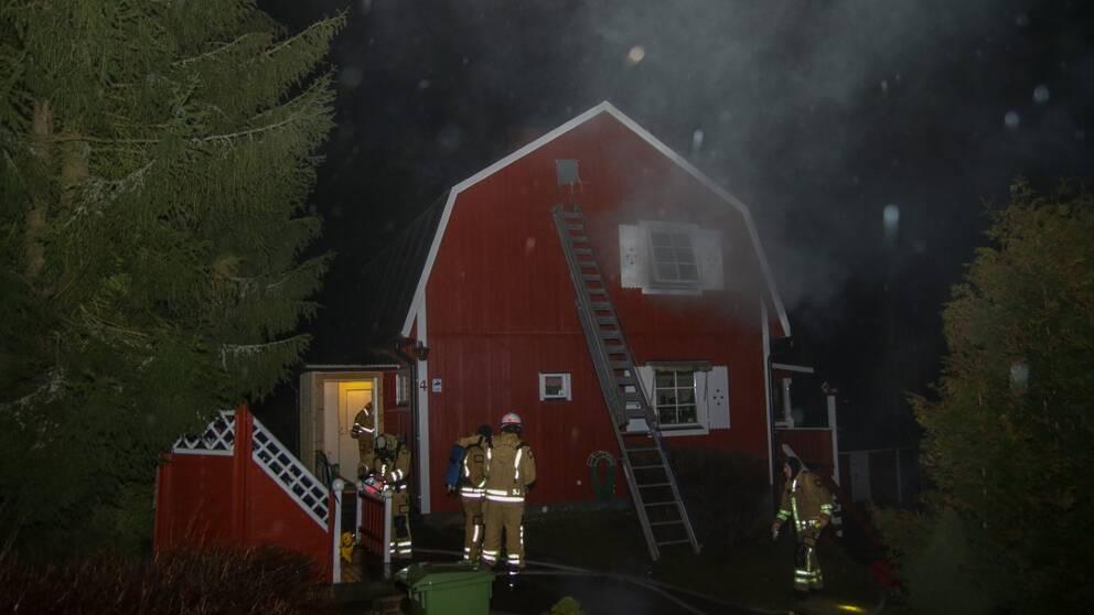 Villabrand i Koppom