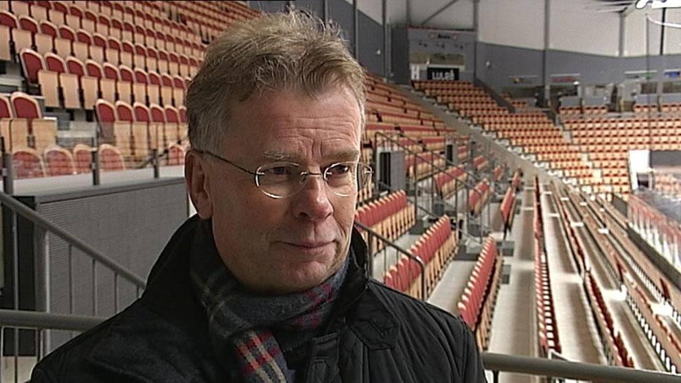 Bergstrom kvar i lulea