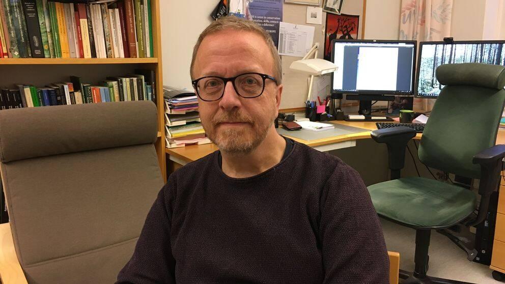 Bengt Gunnar Jonsson, professor i biologi på Mittuniversitetet