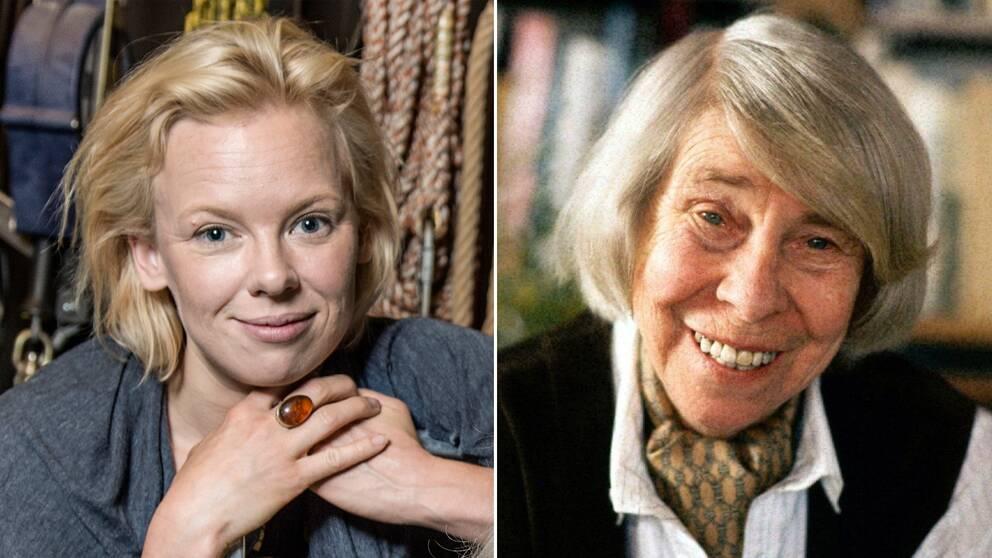 Skådespelaren Alma Pöysti ska göra rollen som konstnären, författaren och Mumin-skaparen Tove Jansson i den kommande långfilmen Tove.