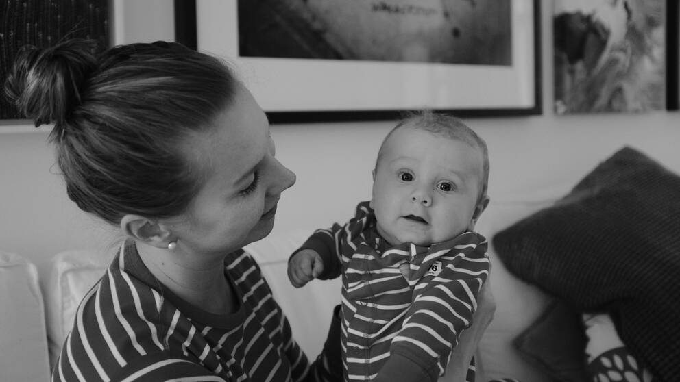 Lina lyckades till slut bli gravid och i augusti 2019 föddes hennes son.