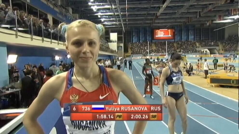 Dubbelt ryskt pa 800