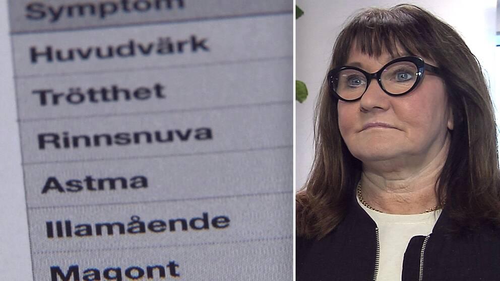 Marie Berg på grundskoleförvaltningen tycker också att skolan ska rivas.