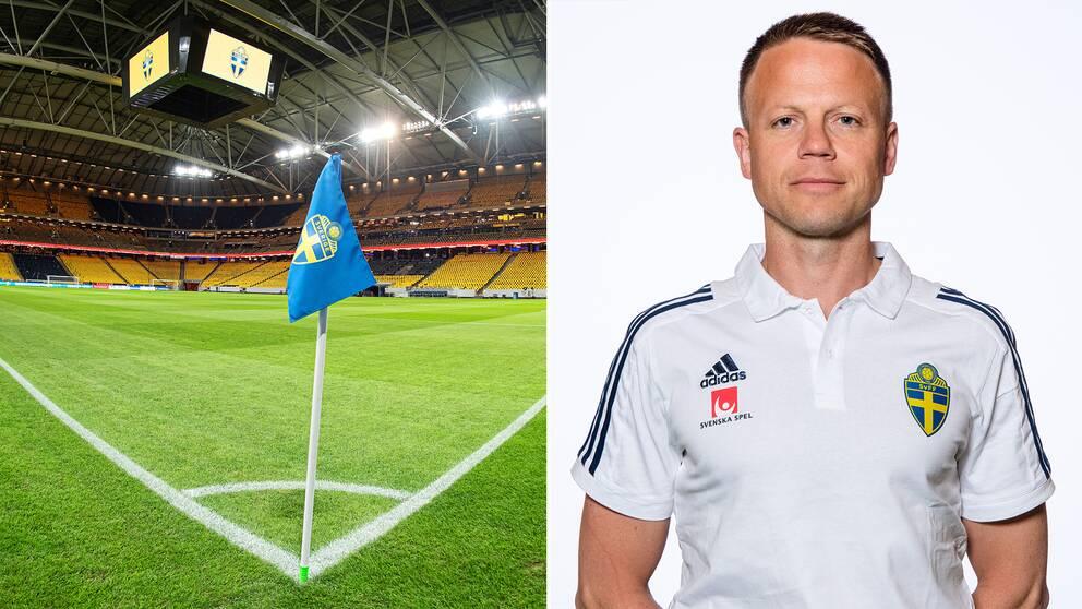 SvFF:s chefsjurist Anders Hübinette menar att förbundet inte har några planer på att införa könstester.