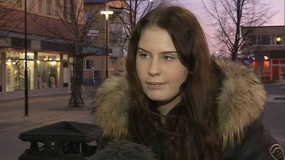 Josefine Näsström, Kramfors.