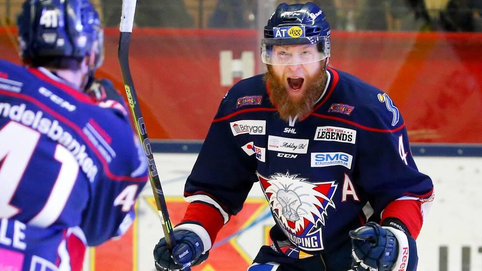 Jonas Junland återvänder till Linköping HC.
