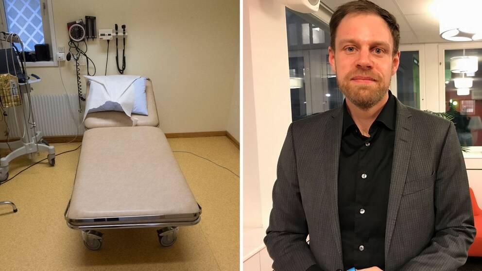 Enhetschef Patienter Kanner Inte Ansvar For Sina Bokade Tider Svt Nyheter