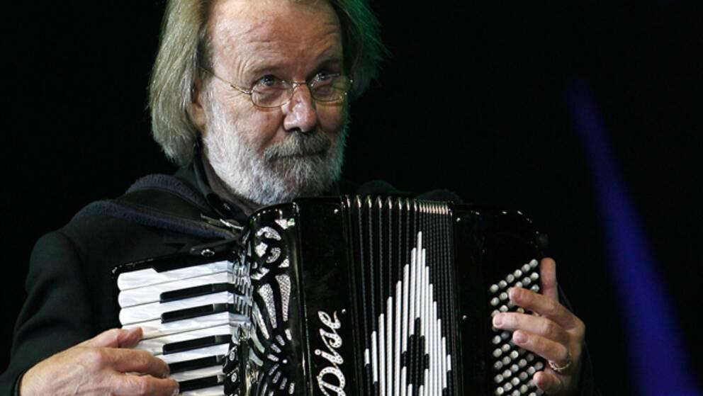 Benny Andersson blir hedersdoktor i Luleå.