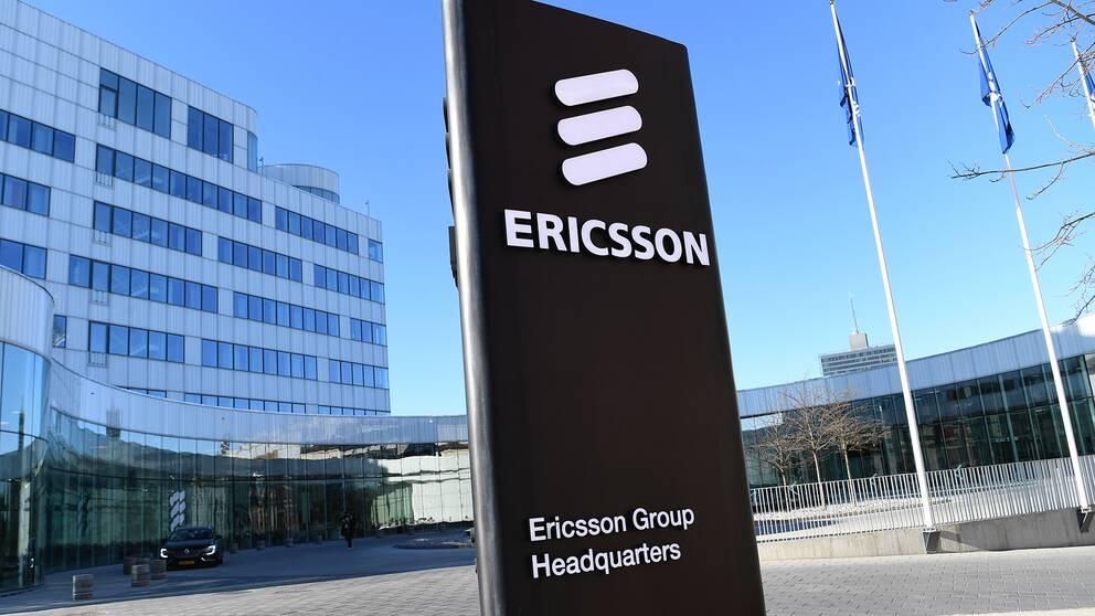 Ericsson - Börsens största bolag