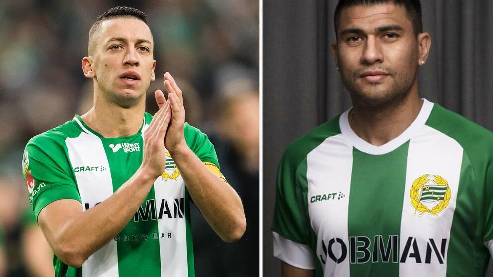Nikola Djurdjic lämnar Hammarby – in kommer Paulinho.